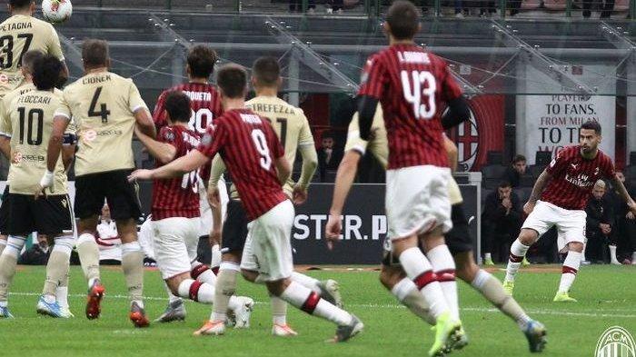 Live Bein Sports 2! Link Live Streaming AC Milan vs Lazio Liga Italia Malam Ini Bisa Diakses di Sini