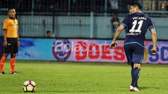 Esteban Vizcarra Selangkah Lagi ke Persib Bandung Usai Gaet Miljan Radovic Gantikan Mario Gomes