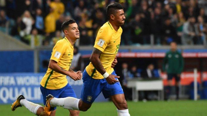Live Streaming Brasil Vs Chile, Misi Tutup Kualifikasi dengan Sempurna!
