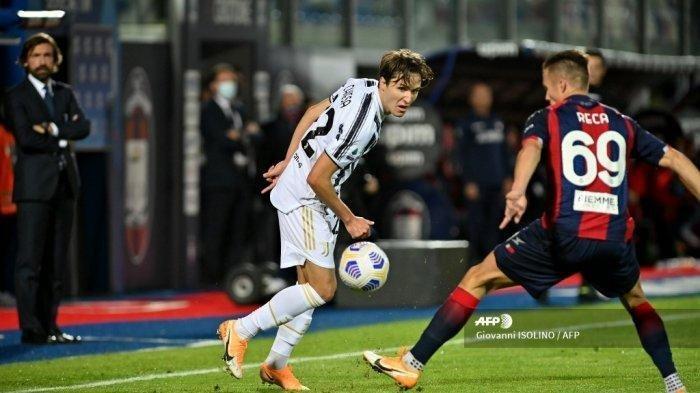 Link Nonton Streaming Juventus vs Crotone di TV Online RCTI Plus, Serie A Malam Ini Jam 02.45 WIB