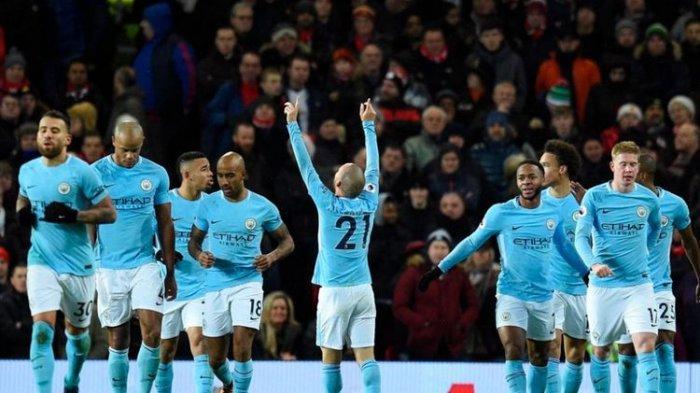 Jadwal Siaran Langsung Bola Akhir Pekan Ini, Manchester City Vs Tottenham Paling Dinanti