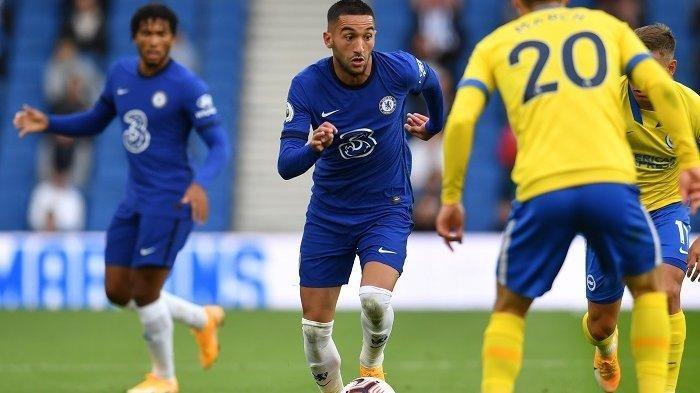 Link Streaming TV Online Chelsea vs Brighton Liga Inggris Live Malam Ini Jam 02.00 WIB