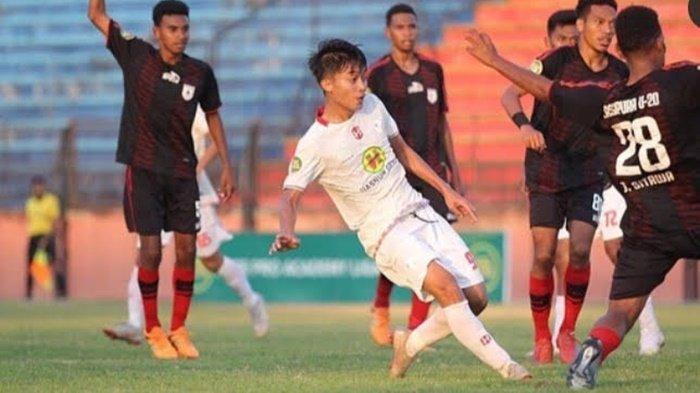 Pemain Muda Barito Putera Ini Ingin Debut di Liga 1 2020