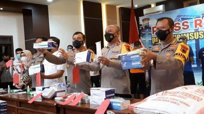Penjualan Alat Rapid Test Ilegal Dibongkar Polda Jateng, Untung Diraih Rp 2,8 Miliar
