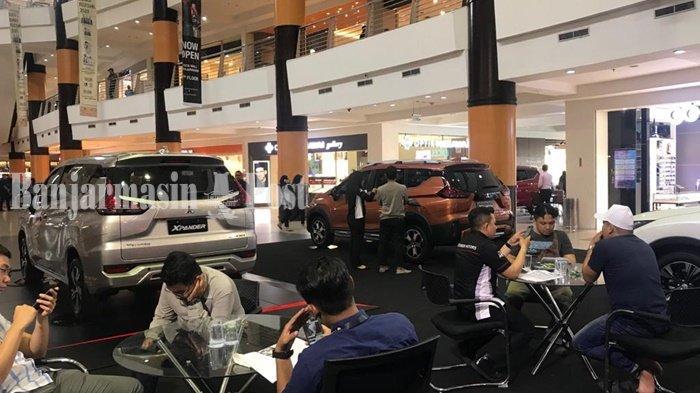 Diler Otomotif di Kalsel Genjot Penjualan Mobil Segmen Keluarga