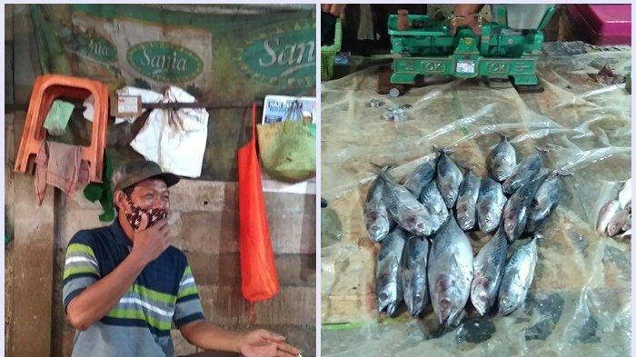Harga Ikan Laut Naik,UPT Pelabuhan Perikanan Banjarmasin Jamin Stok Ikan Tersedia