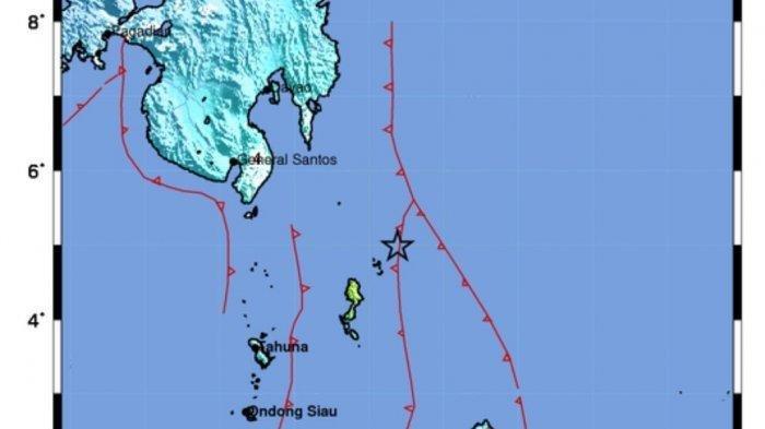 Dikabarkan Gempa di Sulut Sampai ke Tanahbumbu Kalsel, Begini Fakta Sebenarnya Diungkap Warga