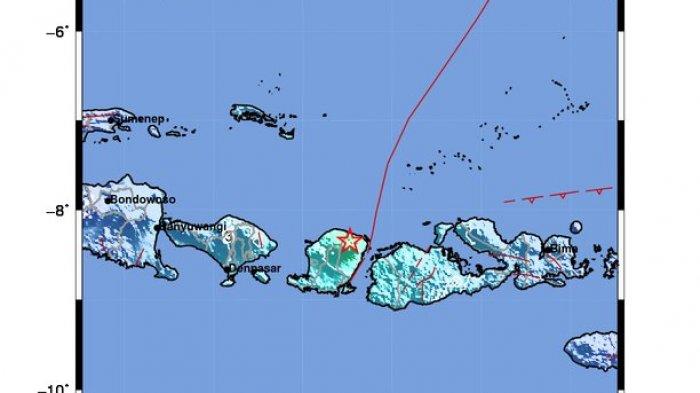 Lombok Kembali Diguncang Gempa 5,3 SR dan Warga Berhamburan, BMKG : Tak Berpotensi Tsunami
