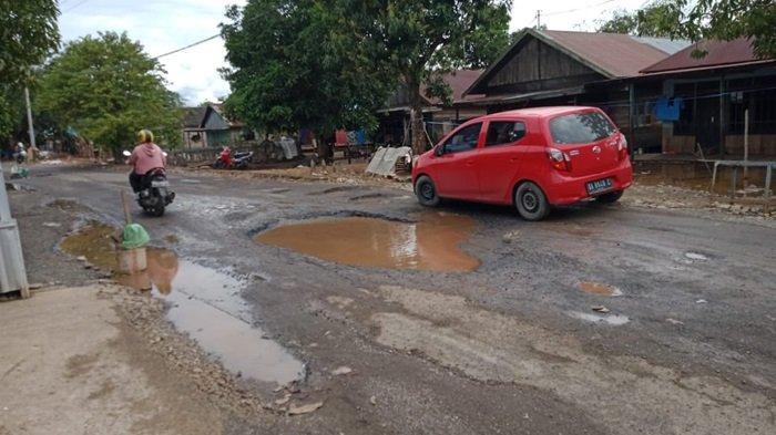 Banjir Kalsel, Sebagian Pemukiman Warga di Martapura Barat dan Sungai Tabuk Masih Digenangi Banjir
