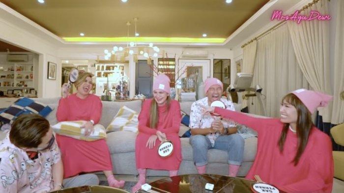 Rahasia Sepupu Ariel NOAH Soal Luna Maya Diungkap Ayu Dewi, Iwet Ramadhan Pendam Hal Ini