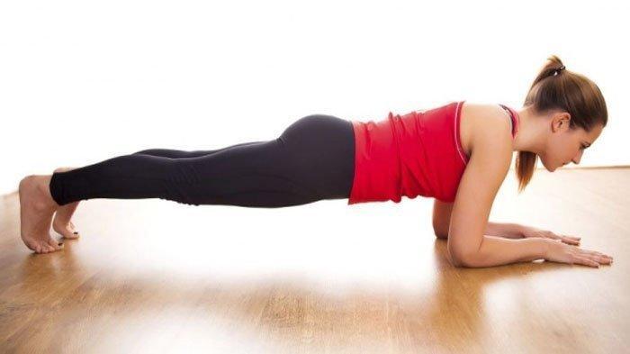 5 Manfaat Olahraga Plank, Perkuat Otot Perut hingga Bikin Bodi Wanita Jadi Menakjubkan
