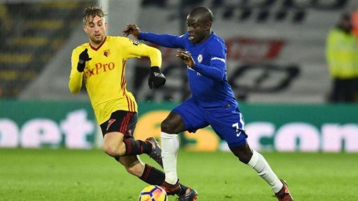 SESAAT LAGI Link TV Online Man City vs Chelsea Liga Inggris Live Streaming Mola TV, De Bruyne Main