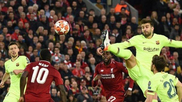 Jadwal Liga Champions Live SCTV & Video, Barcelona vs PSG ...