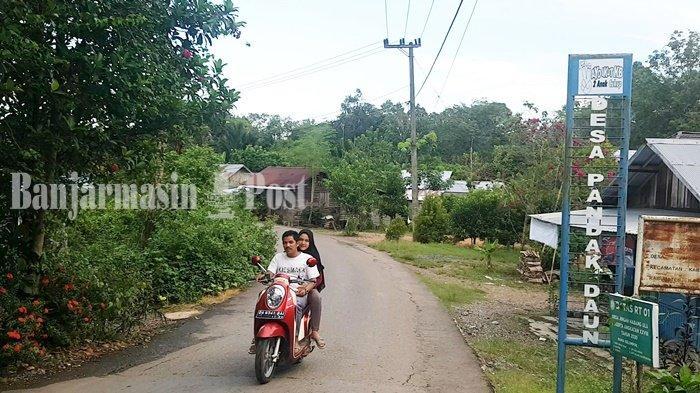 Wisata Kalsel, Melihat Wisata Pemancingan Putri Sangkaya di Kabupaten Banjar