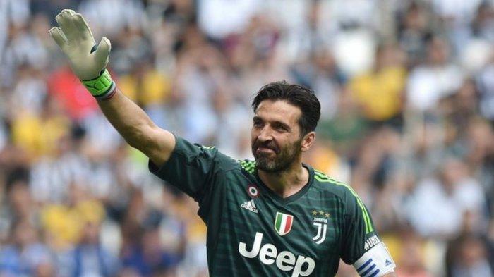 Gianluigi Buffon : Empat Bulan Lagi Saya Bisa Pensiun dari Juventus