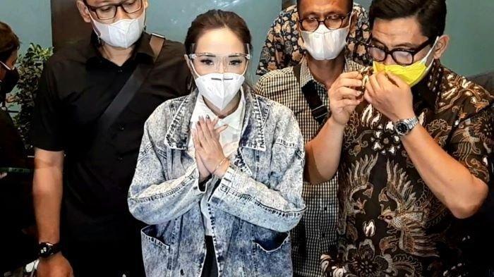 Ucapan Gisel di Polda Metro Jaya Disorot, Pacar Wijin Wajib Lapor Senin Kamis Imbas Video Syur