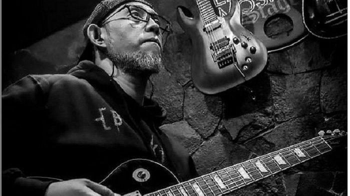 Ebenz Gitaris Burgerkill Meninggal Dunia, Pesan Menyentuh Pada Istri Jadi Sorotan
