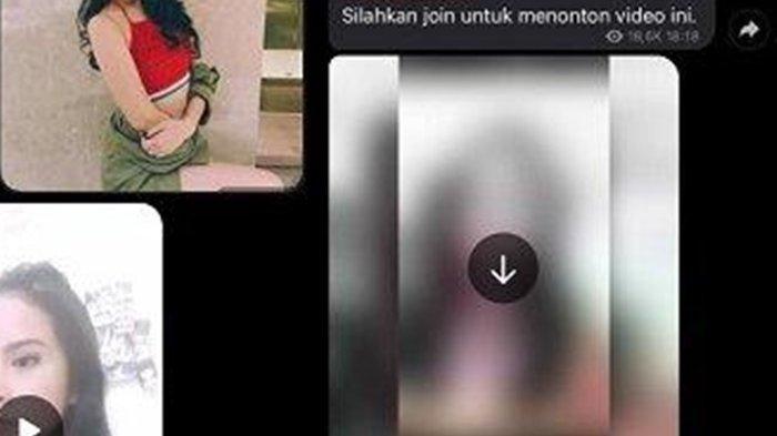 Video Syur 14 Detik Diduga Mirip Artis GL Saingi Gisel & Nobu Viral, Beredar di Twitter dan Telegram