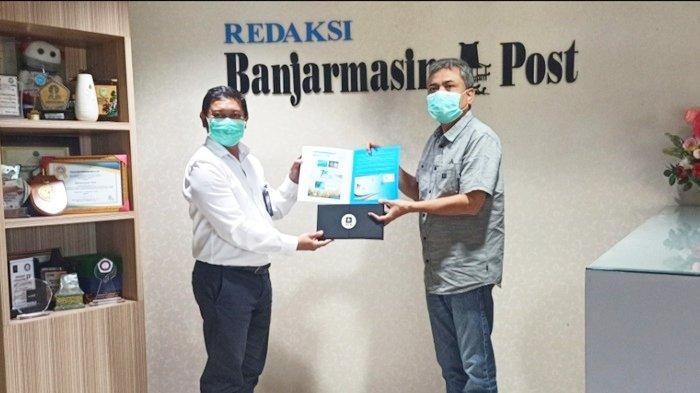 Silaturahmi PLN UIW Kalselteng, GM Baru Sampaikan Kampanye Pemakaian Kendaraan Listrik