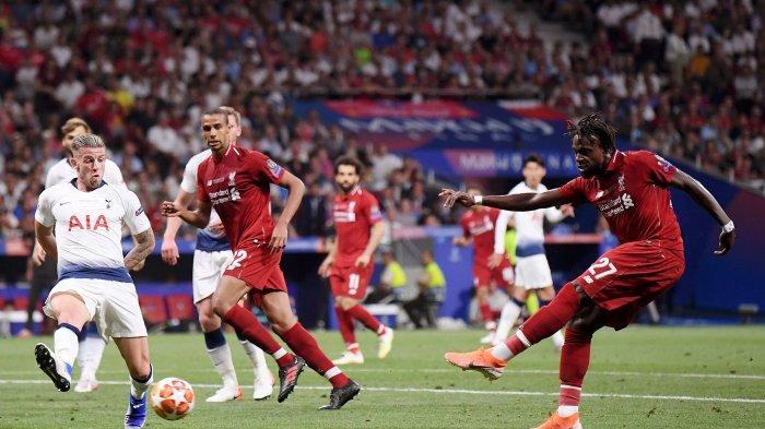 Liverpool Juara! Hasil Akhir Liverpool vs Tottenham di Final Liga Champions, Skor Akhir 2-0