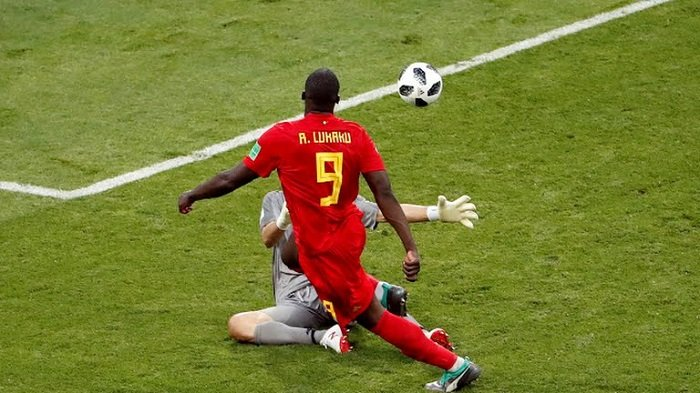Walau Kalah Jumlah Gol di Piala Dunia 2018, Lukaku Disebut Lebih Hebat dari Kane