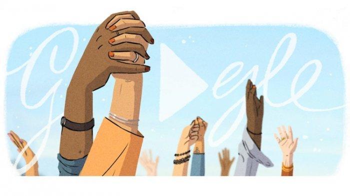 Rayakan Hari Perempuan Sedunia, Google Posting Video Tangan Saling Menggenggam