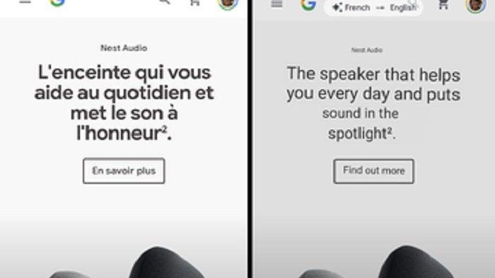 Teks Screenchot Kini Bisa Diterjemahkan dengan Google Lens, Begini Caranya