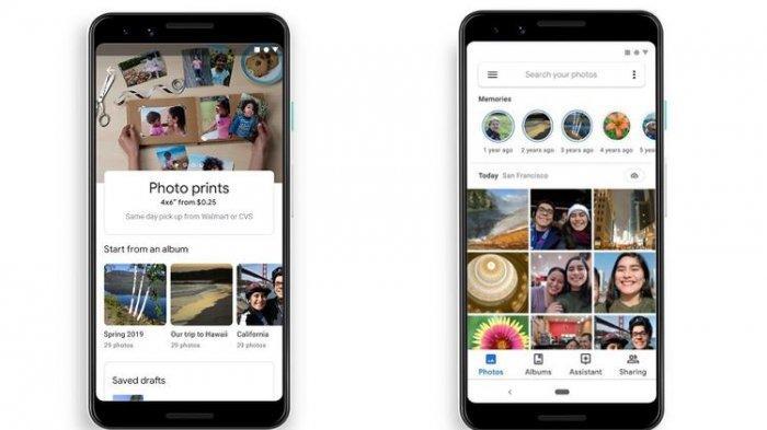 Per 1 Juni 2021 Google Photos Unlimited Tak Lagi gratis, Harus Bayar Rp 26.900 Sebulan untuk 100 GB