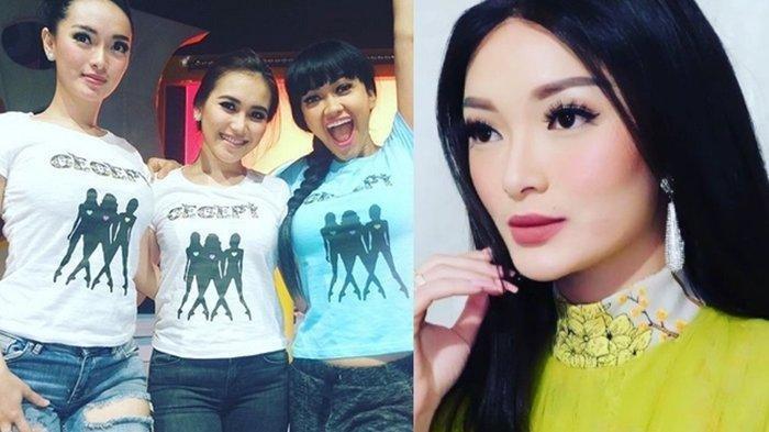 Wajah Ayu Ting Ting Foto Bareng Jupe & Zaskia Gotik Disorot, Imbas Putri Rojak Batal Dinikahi Adit