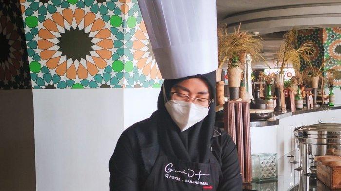 Grand Dafam Q Hotel Banjarbaru Ciptakan Tamu Menjadi Master Chef