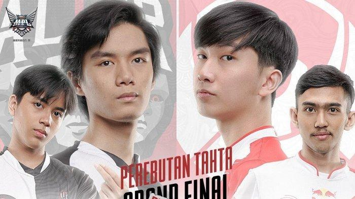 Grand Final MPL ID S6  RRQ vs Alter Ego Live Streaming RCTI malam ini Minggu (18/10)