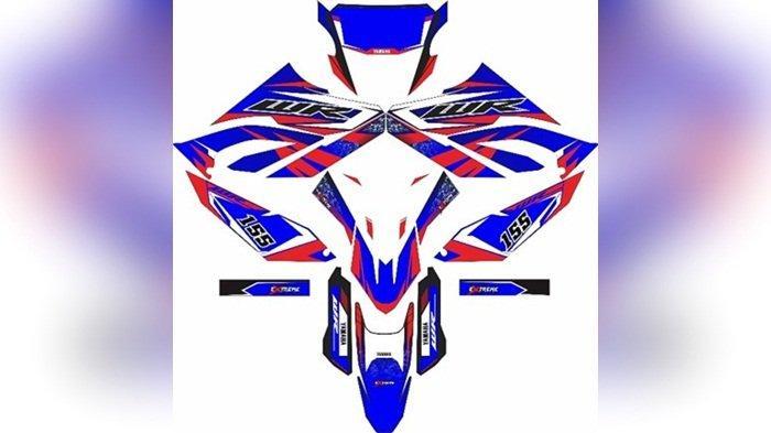 Pakai Aksesoris Resmi Yamaha WR 155 R, Touring dan Terabasan Makin Asyik - graphic-kit-yamaha.jpg