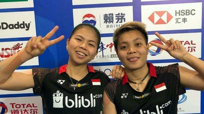Kekhawatiran Greysia/Apriyani Jelang Lawan Misaki/Ayaka di Semifinal China Open 2018 Live MNC TV