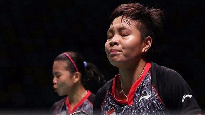 Hasil Semifinal Australia Open 2019 : Ganda Putri Greysia Polii/Apriyani Rahayu Gagal ke Babak Final