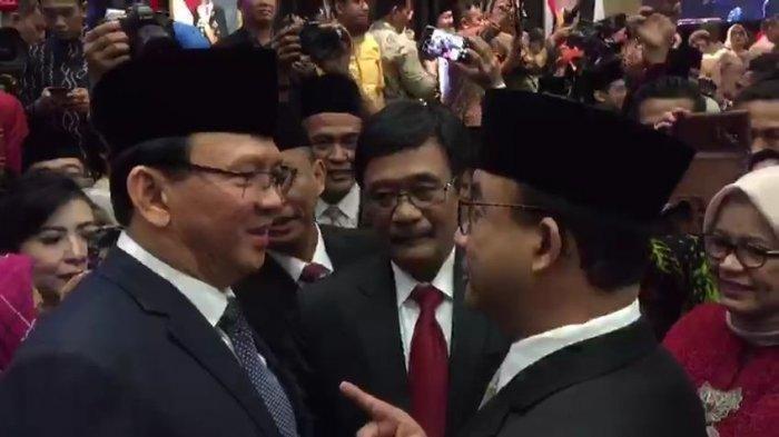 VIRAL Ahok BTP Dicalonkan Jadi Dewan Pengawas KPK, Jokowi Bakal Tunjuk Langsung DP KPK