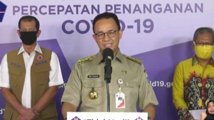 PSBB Total di Jakarta Kembali Diterapkan, Ini 11 JenisUsaha Boleh Tetap Beroperasi Namun Ketat