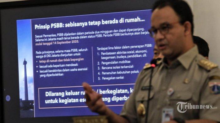 LINK Live Streaming TV One ILC Malam ini, Karni Ilyas Bahas PSBB Total Anies Baswedan di Jakarta