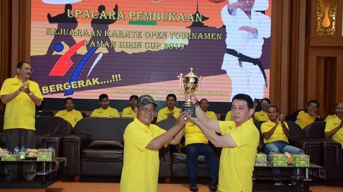 Kejuaraan Karate Open Tournamen Paman Birin Cup 2019, Inkai Kalsel Turunkan 70 Atlet