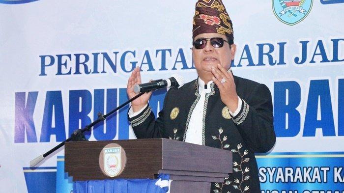 Puncak Hari Jadi ke-71 Kabupaten Banjar, Gubernur Kalsel Dukung Kemajuan Kabupaten Banjar