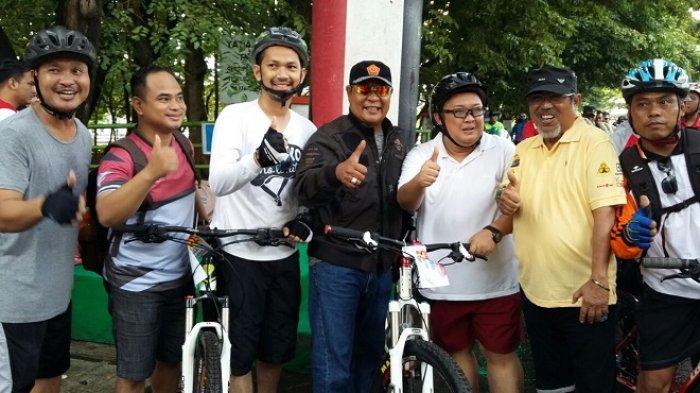 Gubernur Kalsel Lepas Pegowes Keliling Kota Banjarmasin