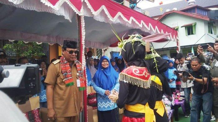 Bank Kalsel Turut Sukseskan HUT ke-67 SMASA Banjarmasin