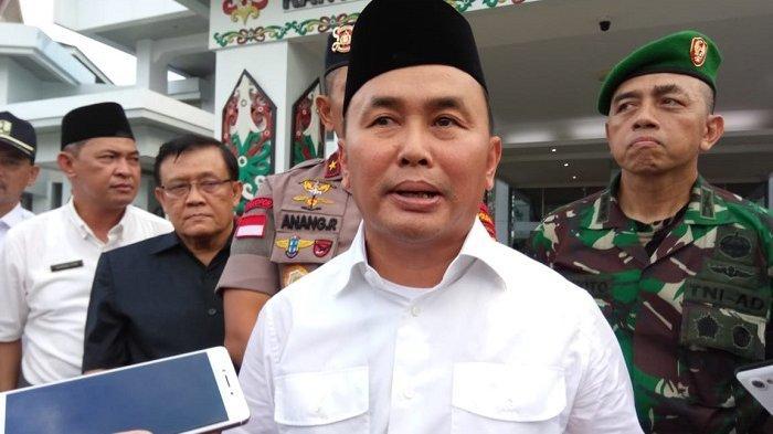 Gubernur Kalteng Minta Pelaksanaan PSBB Palangkaraya Dilanjutkan, ini Alasannya