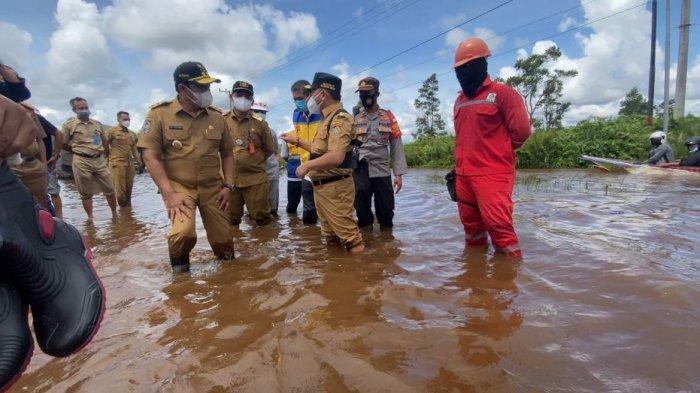 Gubernur Kalteng: Jembatan Layang Bukit Rawi Operasional Tahun Depan