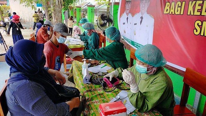 Ingin Vaksinasi Covid-19 di Kalteng Sukses, Gubernur Sugianto Minta Bupati Wali Kota Ke Luar Daerah