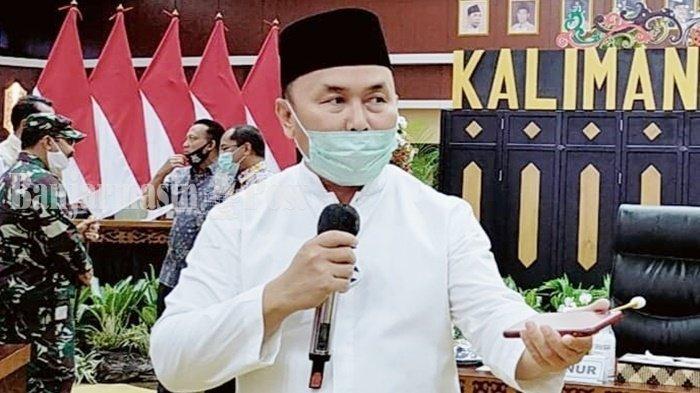Gubernur Kalteng Pastikan Pasien Covid-19 Varian Baru Asal India Sudah Sembuh