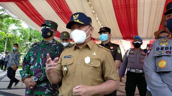 Angka Kematian karena Covid-19 di Kalteng Capai Seribu Lebih, Gubernur Perpanjang PPKM