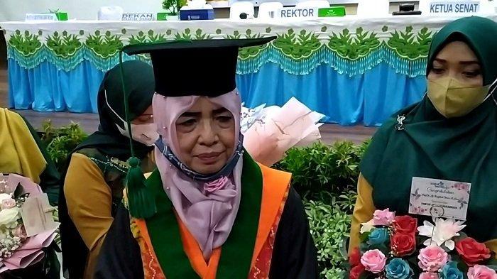 KalselPedia : Profil Singkat Prof DR H Masyithah Umar