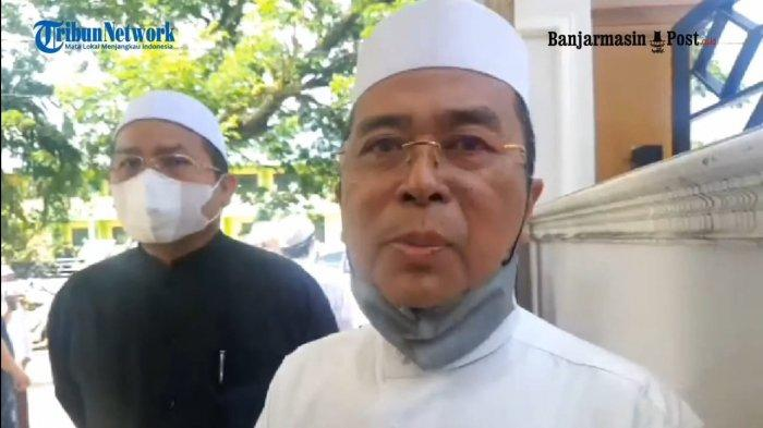 Guru Khalil Berpulang, Begini Sosoknya di Mata Pemimpin Ponpes Syekh Muhammad Arsyad Al Banjari