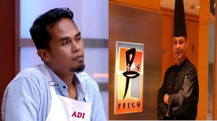 Jadi Guru Masak Lord Adi MasterChef Indonesia 8, Ini Sosok Chef Ricky Parlante si Koki Asal Italia