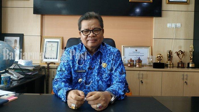 Jelang Akhir Jabatan Bupati Balangan, Ansharuddin Sampaikan Permintaan Maaf